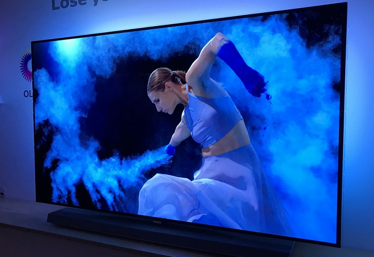 Philips Launching New OLED TV
